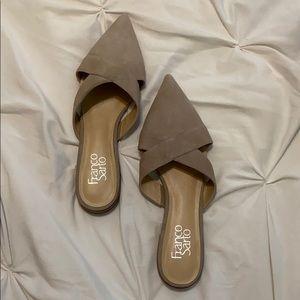 Franco Sarto Size 7.5 Slides